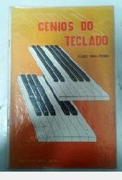 Gênios Do Teclado Curso Para Órgão Vol. Magdalena Rauch So