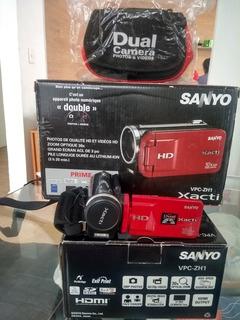 Cámara De Fotos Y Vídeo Sanyo