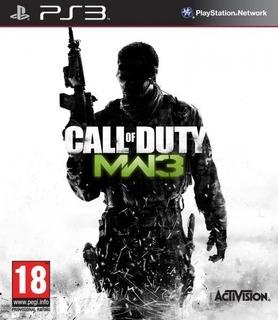 Call Of Duty: Modern Warfare Ps3 Original Entrega Inmediata