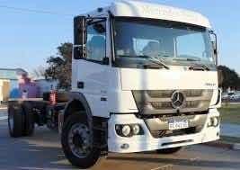 Mercedes Benz Atego 1721/48 At