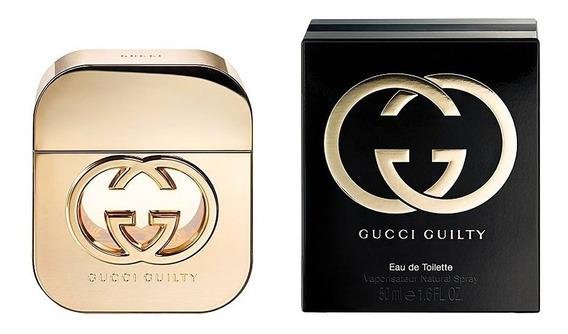 Gucci Guilty Eau De Toilette 50ml Feminino + Amostra