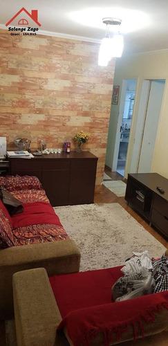 Imagem 1 de 12 de Belissimo Apartamento A Venda - 62m² E 2 Dormitórios - 2238