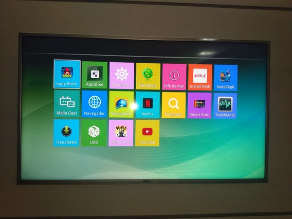 Tv Smart Android 55