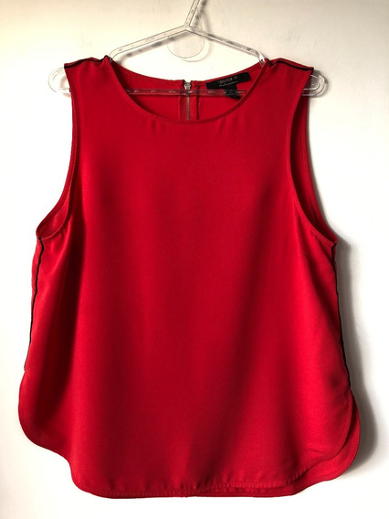 Blusa Musculosa De Mujer Marca Forever 21 Talle Xl