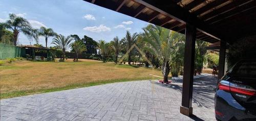 Imagem 1 de 26 de Belissima Chacara Na Praia Dos Namorados Em Americana/sp - Ch0112