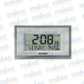 445706 Reloj Higrotermómetro Con Alarma Extech