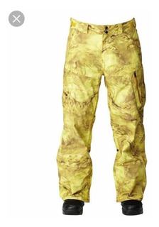 Pantalón Snowboard Quiksilver Travis Rice Gore-tex 15k