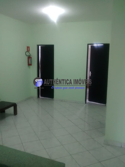 Sala Comercial Para Alugar No Bela Vista, Osasco - Sa00065 - 34476332