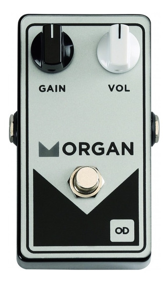 Pedal Morgan Amps Od Overdrive C/ Nota Fiscal & Garantia
