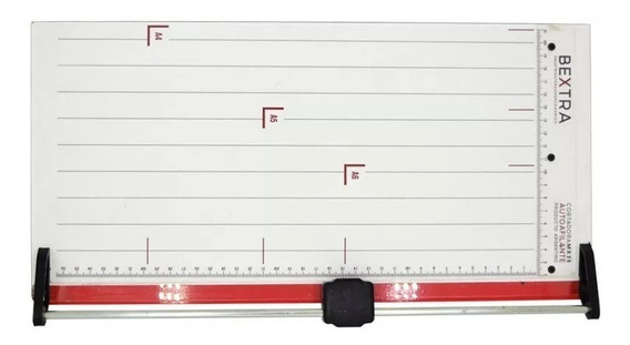 Cizalla Rotativa Personal 35 Cm F. Garrido Tipo Guillotina