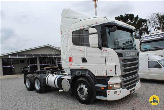 Scania R-440 6x2 2012