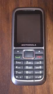 Motorola Wx 306 Celular Funcionando Ideal Personas Mayores !