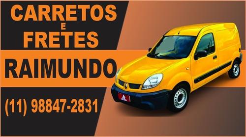 Kangoo Fretes E Carretos