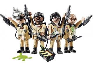 Set De Figuras Ghostbusters Set 70175 - Playmobil