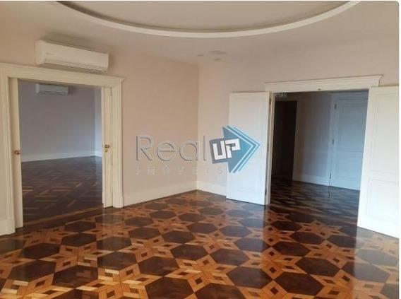 Praia De Botafogo, 403m2, 3 Suites, 2 Vagas Reformaissimo!!! - 12025