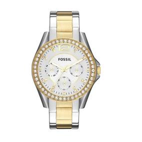 Relógio Fóssil Feminino Es3204/5bn