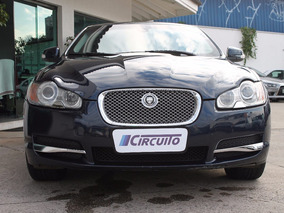 Jaguar Xf 3.0 Premium Luxury Blindado N3a