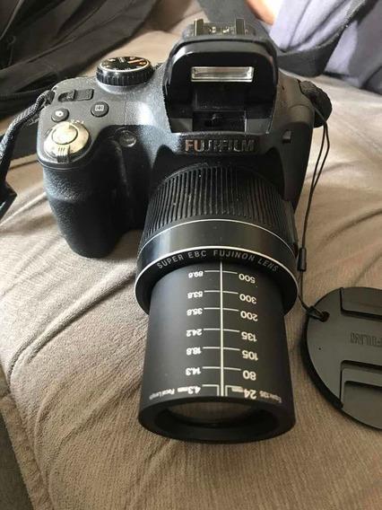 Câmera Fotográfica Semiprofissional Fujifilm Sl300