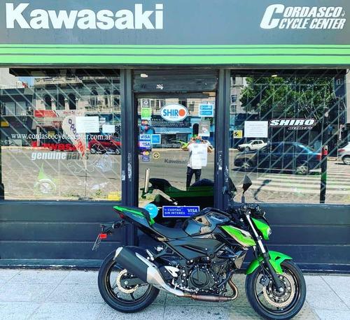 Imagen 1 de 8 de Kawasaki Z400 2020 Excelente Estado Unico Dueño Cordasco