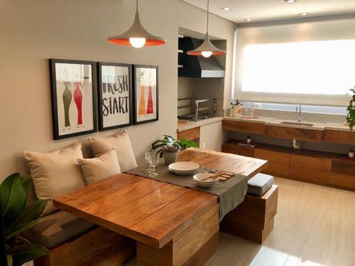 Apartamento À Venda, 153 M² Por R$ 1.415.789,00 - Santana (zona Norte) - São Paulo/sp - Ap7817