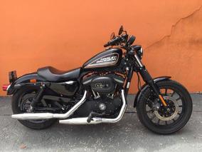 Harley-davidson Sportster Xl 883 R 2012 - Preta