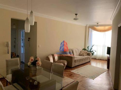 Imagem 1 de 14 de Apartamento Com 2 Dormitórios À Venda, 111 M² Por R$ 270.000,00 - Centro - Americana/sp - Ap1300