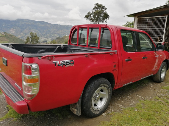 Mazda Bt-50 Bt50 Turbo Diésel