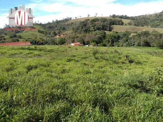 Lindo Terreno A 300 Metros Do Asfalto, Ótima Topografia À Venda, 24000 M² Por R$ 170.000 - Zona Rural - Pinhalzinho/sp - Te0239