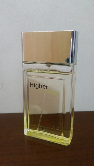 Perfume Dior Higher Energy 95-100ml Raro Sem Caixa