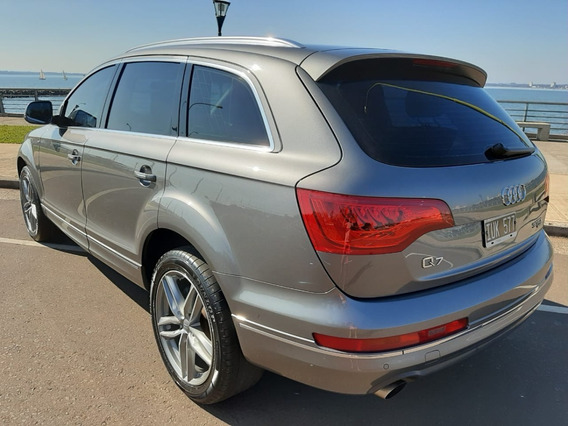 Audi Q7 3.0 Tdi 224 Cv 7 Asientos 116.000 Km Segundo Dueño!!