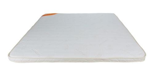 Pillow Top Sensorial Viscoelastico 140 X 190 10 Cm Espesor!
