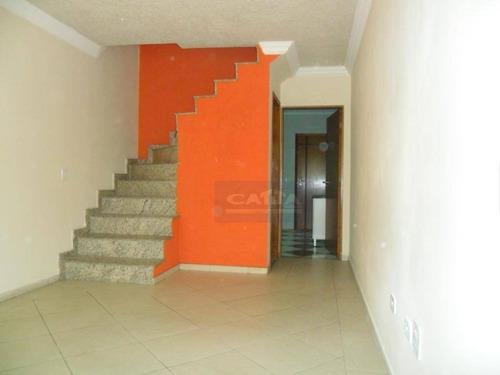Imagem 1 de 16 de Sobrado À Venda, 96 M² Por R$ 380.000,00 - Vila Formosa - São Paulo/sp - So13440