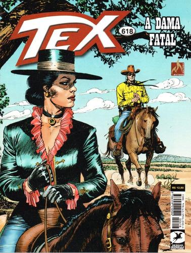 Imagem 1 de 1 de Tex 618 - Mythos - Bonellihq Cx113 D21