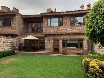 San Jerónimo Lídice, Hermosa Casa Cramer En C.h. Acabados De Lujo, Solo 3 Casas!