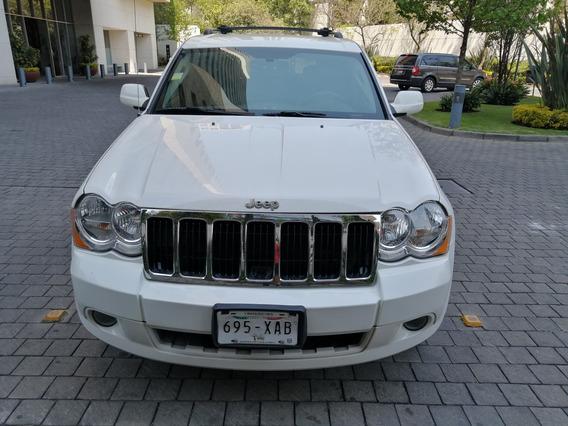 Jeep Grand Cherokee 3.7 Laredo V6 Power Tech 4x2 Mt 2010