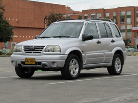 Chevrolet Grand Vitara At 2500cc Aa 2ab 4x4