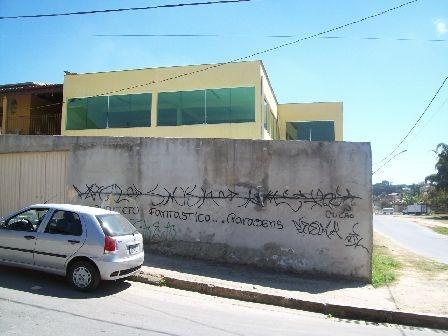 Casa Comercial Para Comprar No Enseada Das Garças Em Belo Horizonte/mg - 25134