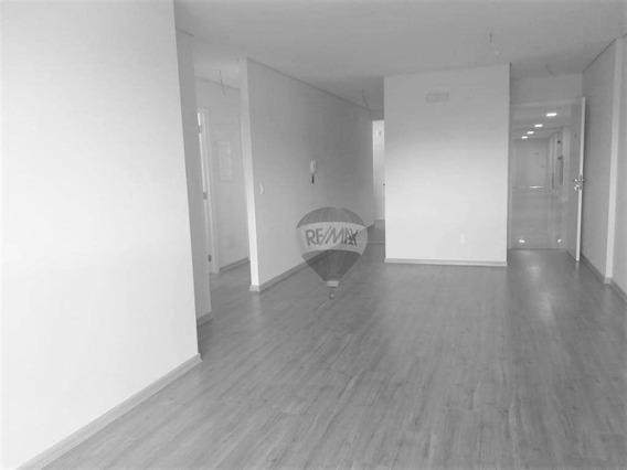Apartamento Com 3 Dormitórios À Venda, 108 M² Por R$ 740.000,00 - Jardim Bom Pastor - Botucatu/sp - Ap0552