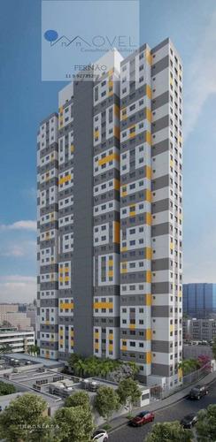 Imagem 1 de 13 de Apartamento A Venda Centro De São Paulo 1 E 2 Dormitórios