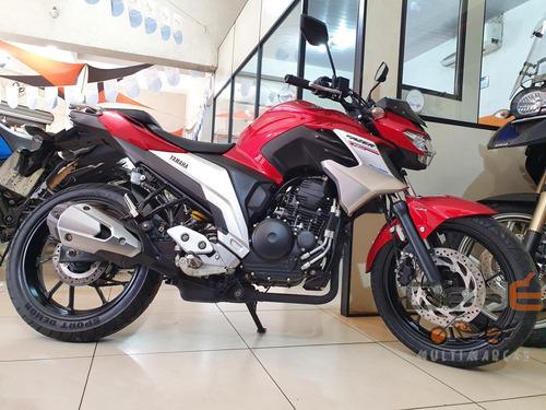 Imagem 1 de 8 de Yamaha Fz25 Fazer Vermelho 2020