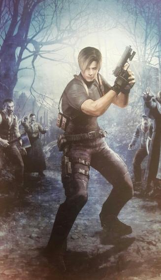 Poster Lamina Resident Evil Caballito