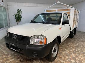 Nissan Np300 2.4 Estacas Extremadamente Nueva Factura Origin