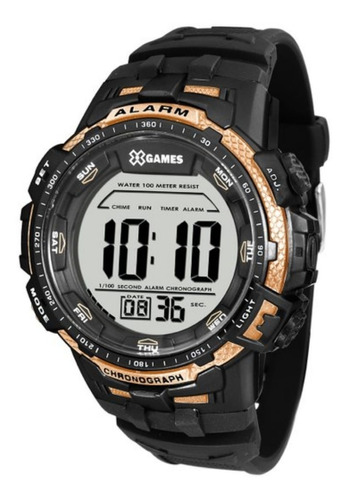 Relógio Masculino X-games Digital Xmppd426 Original + Nf
