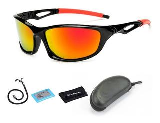 Óculos Sol Polarizado Camuflado Pesca Uv400 Varios Modelos