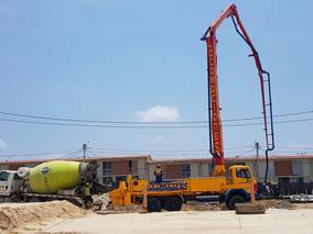 Alquiler De Bomba De Concreto , Cemento , Mortero , Hormigón