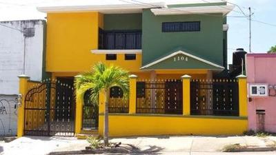 Casa En Venta Benito Juárez Norte, Coatzacoalcos