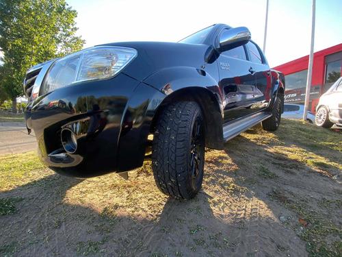 Toyota Hilux 3.0 Cd Srv Cuero 171cv 4x2 - E4 2015