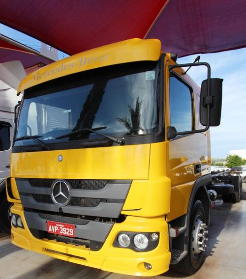 Mercedes-benz Atego 2426 - 2012/12 - 6x2 (avp 3929)