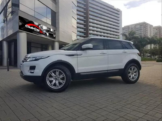 Land Rover Range Rover Evoque 2.0 Pure Tech Rwd 16v Gasolina
