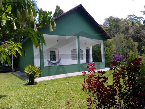 Imagem 1 de 29 de Chácara À Venda Em Juquitiba Com Ótima Localização E Vizinhança! - 260 - 34692812